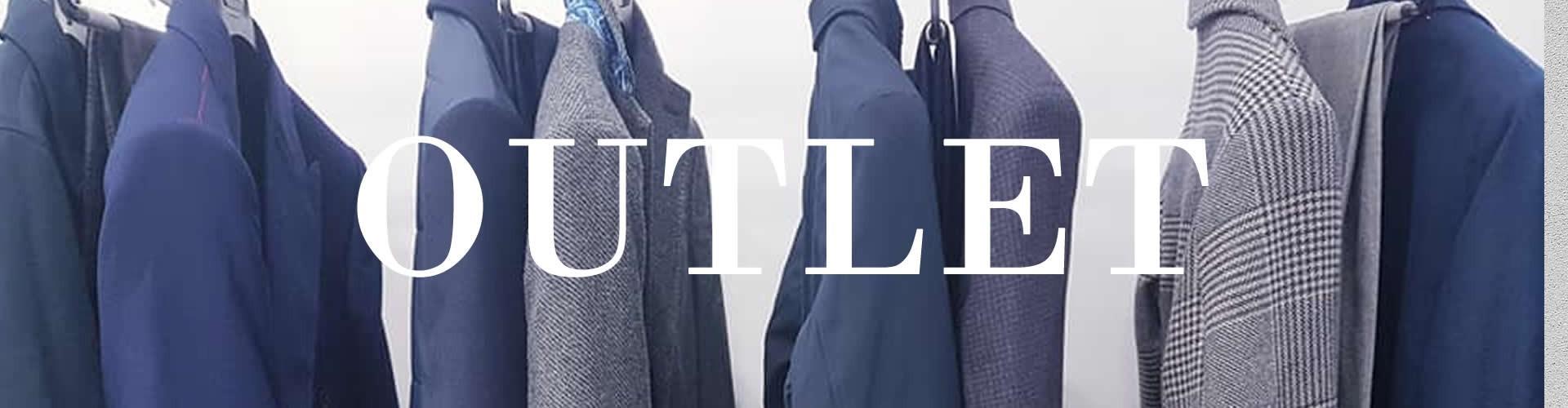 Outlet de ropa italiana para hombre